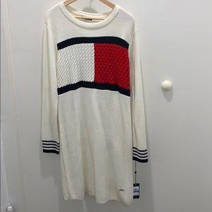 Tommy Hilfiger Sweater Dress Sz XL